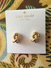 Kate Spade Statement Gold Knot Stud Earring so cute for gifts