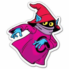 Orko Masters of the Universe Vynil Car Sticker Decal  2.5""