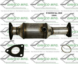 Catalytic Converter-Exact-Fit Davico Exc CA fits 98-01 Honda Accord 2.3L-L4