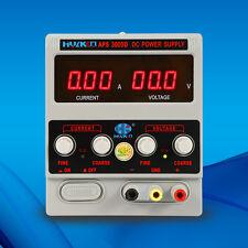 Regelbar Labor Netzgerät digitales DC Netzteil mit 30V 5A Trafo Variable SMA 08