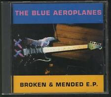THE BLUE AEROPLANES Broken & Mended EP 4 TRACK CD beggars banquet uk nimbus mast