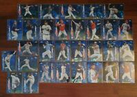 2020 Topps Chrome Update Sapphire 30 Card LOT No Dupes
