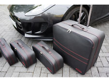 JAGUAR F-Type F TIPO COUPE Borsa Valigia Bagagli Bag Set