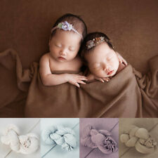 Newborn Photography Props Baby Blanket Backdrop Soft Cloth Background 150X160CM