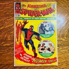 NOW UP FOR AUCTION! Amazing Spider-Man #8 Low-Mid Grade ***NO RESERVE***
