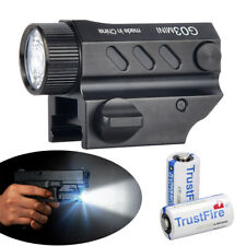 Garberiel G03 5000LM Pistol Light Tactical Gun Flashlight For Glock 17 19 21 22