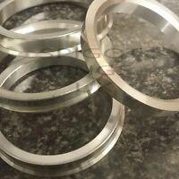 56.1 - 75.0 aluminium Alloy Forged Aluminium Wheel Spigot Hub Rings