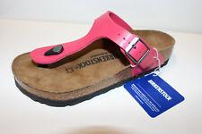 Birkenstock Pantolette Modell: Gizeh pink Gr. 35 normale Weite NEU (#74)
