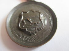 VINTAGE 'E.A.S.C..'  SWIMMING CLUB  COPPER MEDAL DATED 1933