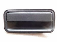 15742233 97 1998 CHEVROLET TAHOE EXTERIOR LEFT REAR DOOR HANDLE BLACK OEM #G-19