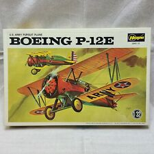 1/32 HASEGAWA BOEING P-12E U.S. NAVY PURUIT WWII Model Kit Parts In Sealed Bag