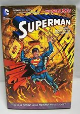 Superman - Vol. 1 What Price Tomorrow? by George Perez (2012, Hardcover)