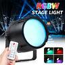60W RGBW 169 LED Bühnenbeleuchtung Laser Lichteffekt Bühnenlicht +