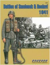 Concord Publications Company Battles Of Smolensk & Roslavl 1941 Book No. 6536