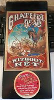 Grateful Dead - Without a Net - Ltd Edition Longbox Album - Inc Poster+Booklet
