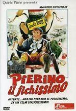 Dvd PIERINO IL FICHISSIMO - (1981) ** Quinto Piano **......NUOVO