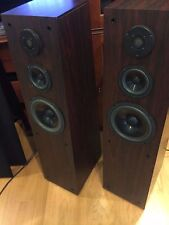 GENESIS TECHNOLOGIES, INC.  - 3 WAY Model GENRE 1 Speakers DESIGNER ARNIE NUDELL