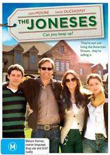 THE JONESES - Demi Moore, David Duchovny - DVD # 1508