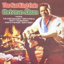 "NAT KING COLE ""CHRISTMAS ALBUM"" CD NEUWARE"
