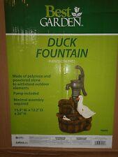 Best Garden Duck Fountain