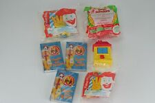 McDonald's Happy Meal Fisher Price Toys Lot Ronald Cassette Tapes