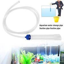 New listing Fish Tank Aquarium Gravel Cleaner Syphon Vacuum Water Changer Pump Siphon Hose s