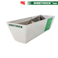 """USG Sheetrock Classic 10"""" Stainless Steel Drywall Mud Pan - Contractor Grade"""