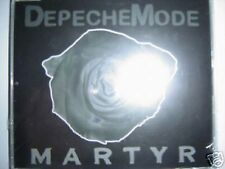 DEPECHE MODE MARTYR PROMO CD