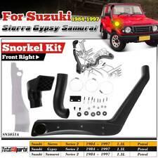 Intake Snorkel Kit for Suzuki Sierra Gypsy Samurai Series 2 G13A 1.3L 1984-1997