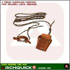 New Traditioanl Bow Stringer For Longbows Recurve Bows -Leather Archery Tools