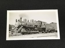 Antique Davenport Rock Island & Northwestern Railroad Locomotive No 50 Photo
