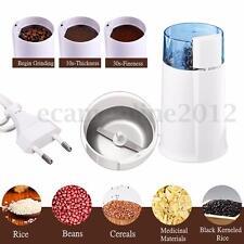 Electric Coffee Bean Spice Herbs Mill Blade Grinder Blender EU Plug Kitchen Tool