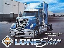 Moebius Models 2010 International Lonestar 1/25 Moe1300 Plastic Model Truck Kit