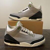 Air Jordan 3 'Chlorophyll' Size 11 OG Retro 1 2 4 5 6 7 8 9 10 11 12 13 14 Nike