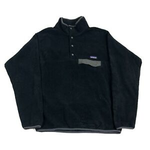 Patagonia Lightweight Synchilla Snap-T Fleece Pullover. Men's M