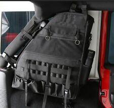 Multi-Pockets 2Side Cargo Storage Bag Saddlebag for 07~17 Jeep Wrangler JK 4Door