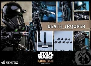 Hot Toys Star Wars Death Trooper 1:6 Scale Figure Mandalorian TMS013 Sideshow