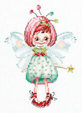 Cross Stitch Kit I grant your wishes (fairy) art. 80-04