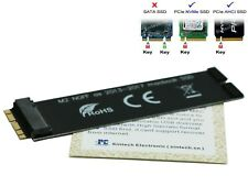 Sintech NGFF M.2 nVME SSD card for Upgrade of 2013-2017 Macs (ST-NGFF2013C)