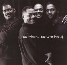 The Very Best of the Winans SEALED NEW CD Anita Baker Vanessa Bell Armstrong 02