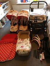Bugaboo Double Pushchairs & Prams