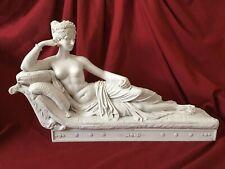 Venus Victrix Statue - Pauline Bonaparte (Borghese) as Venus / Aphrodite