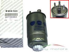 Fiat Doblo Cargo 119 152 223 263 original Kraftstofffilter Dieselfilter 77363804