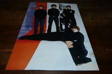 LES BEATLES - Mini poster couleurs 3 !!!!!!!!!!!!