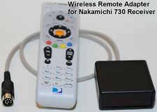 Wireless Remote Adapter for the Nakamichi 730 Receiver RM-730