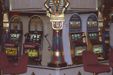 668062 Slot Machines A4 Photo Print