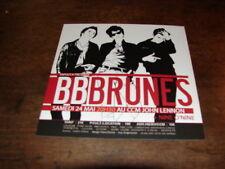 BB BRUNES - FLYER CONCERT CCM JOHN LENNON !!!!!!!!!!!!