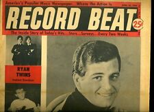 LITTLE ANTHONY & THE IMPERIALS GARY LEWIS LEN BARRY RYAN TWINS RECORD BEAT 1966