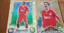 Premier League Liverpool Football Trading Cards Match Attax Game
