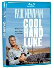 Cool Hand Luke [Deluxe Edition] [Blu-ray] [1967] [Region Free] [DVD][Region 2]